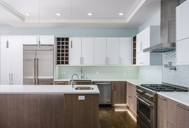 Professional Kitchen Remodeling Service