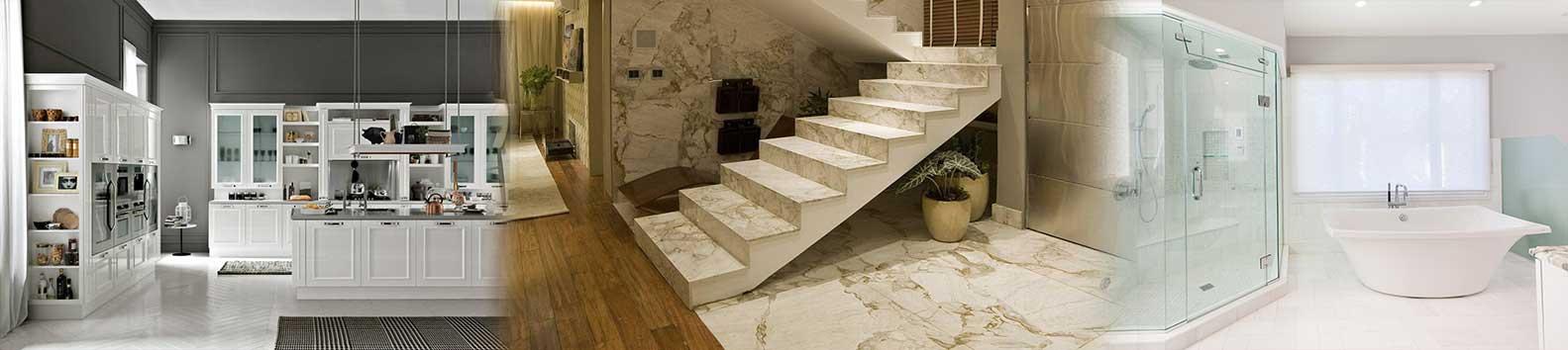 Kitchen bathroom gallery wood flooring remodeling for Kitchen design 07631
