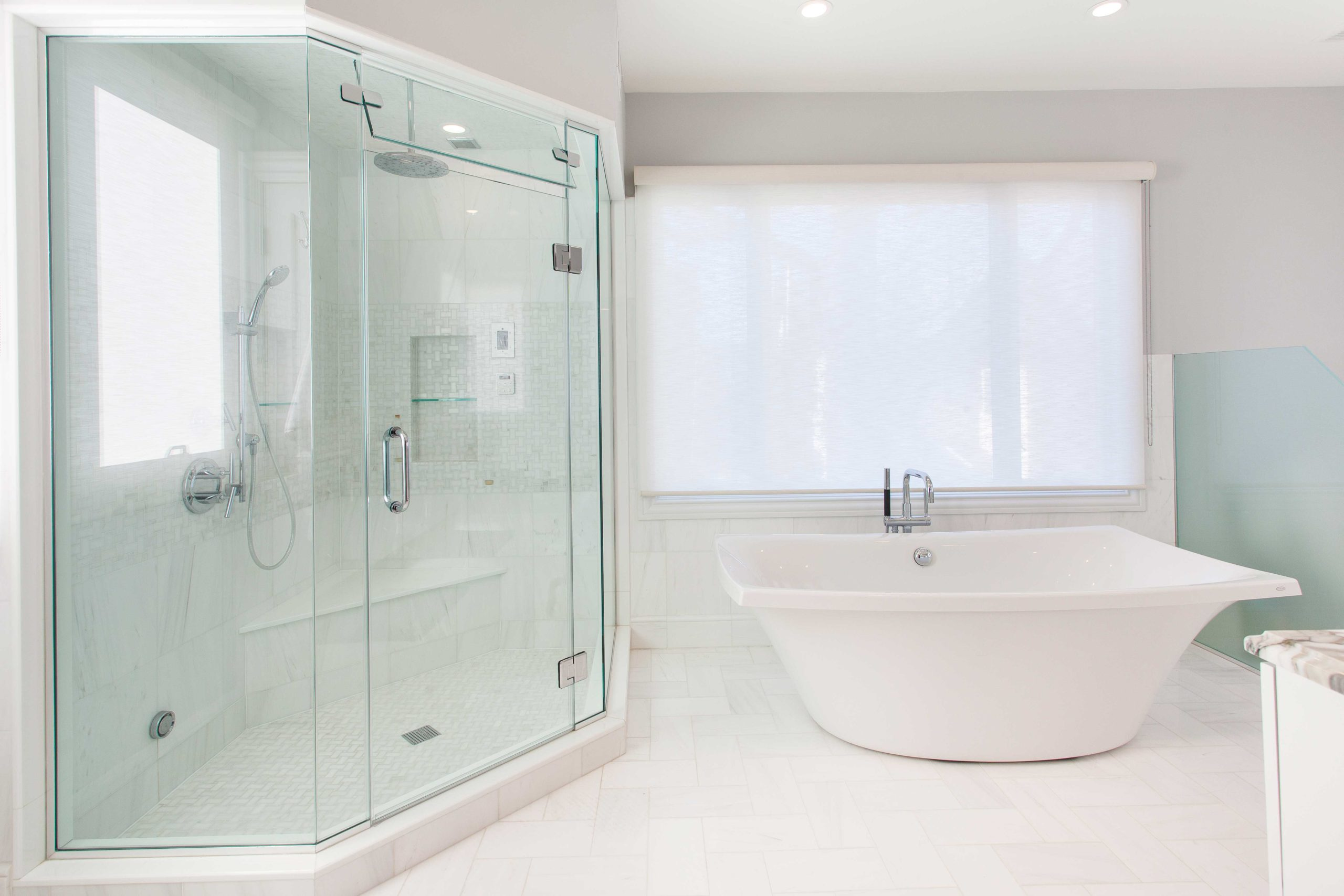 Bathroom remodeling service professional bathroom for Professional bathroom renovations
