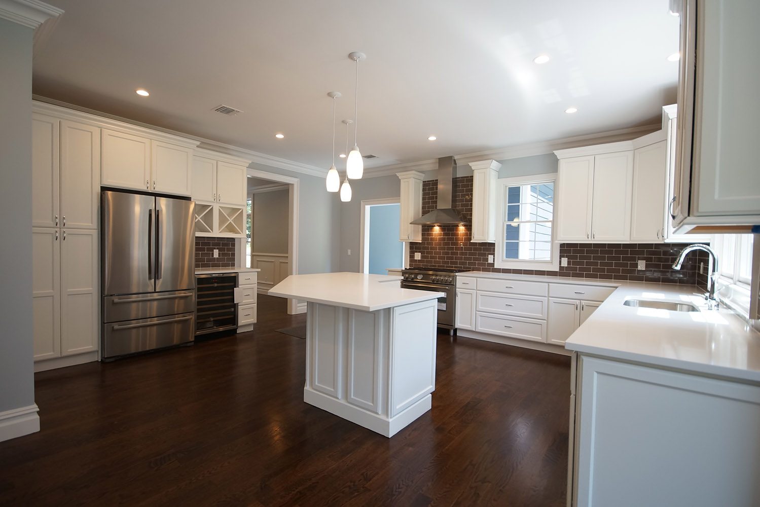 If You Install Hardwood Floor Ii a Kitchen You Will Have More Options