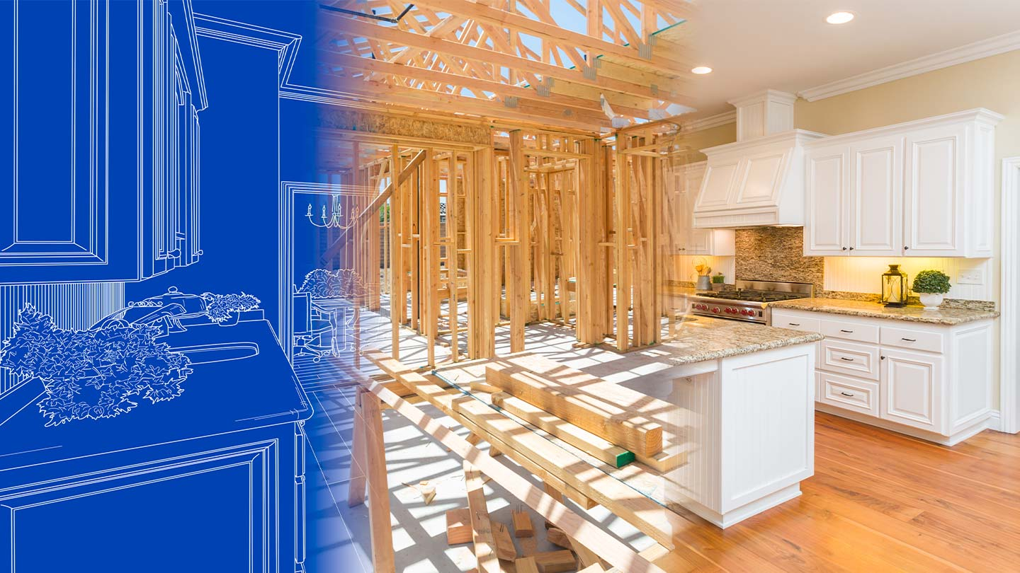 The best time for a kitchen renovation concept