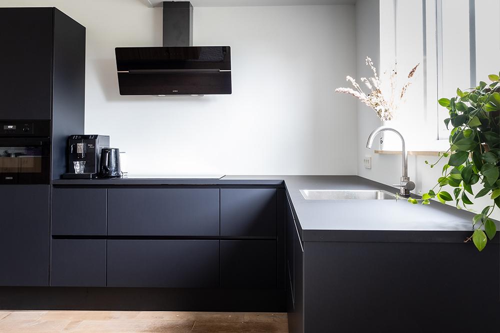 Black Kitchen Design Trends