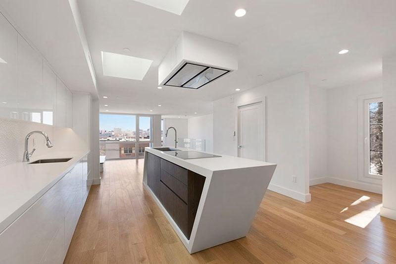 Harwood Flooring Kitchen